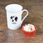 Personalised You're My World Globe Bone China Mug