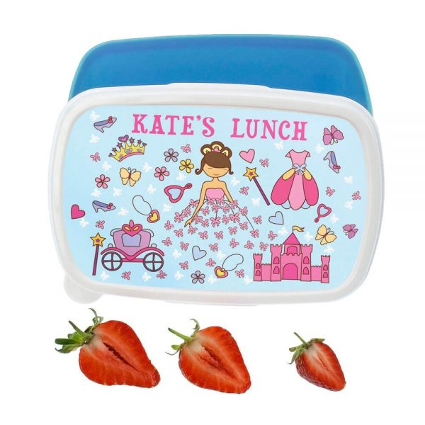 Personalised Lunch Box – Princess