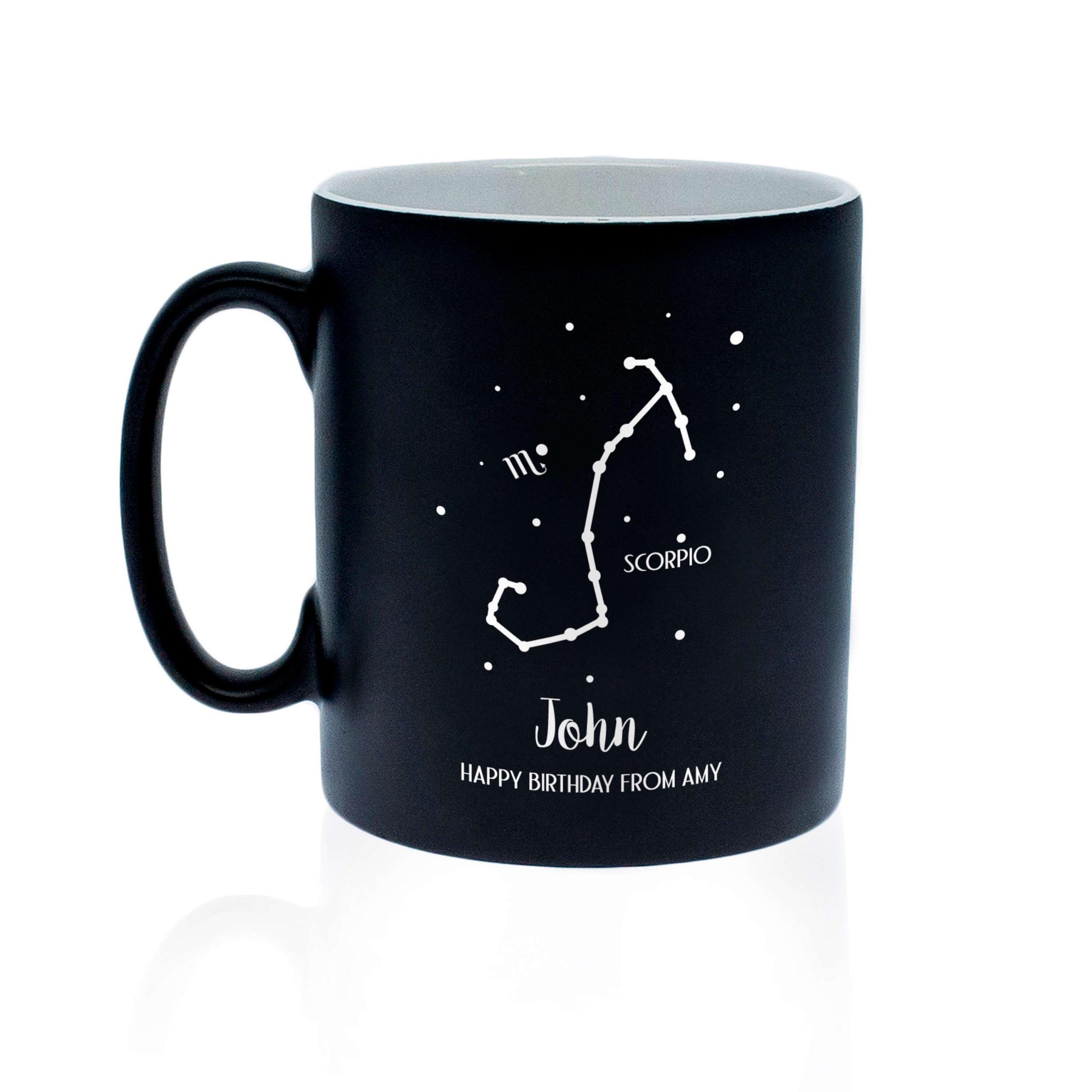 Personalised Constellation Mug