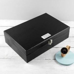 Personalised 12 Piece Watch Box