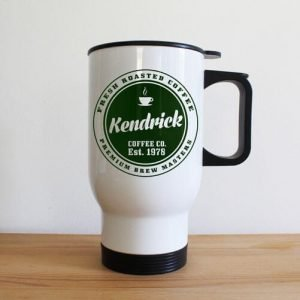Personalised Personalised Coffee Company Travel Mug