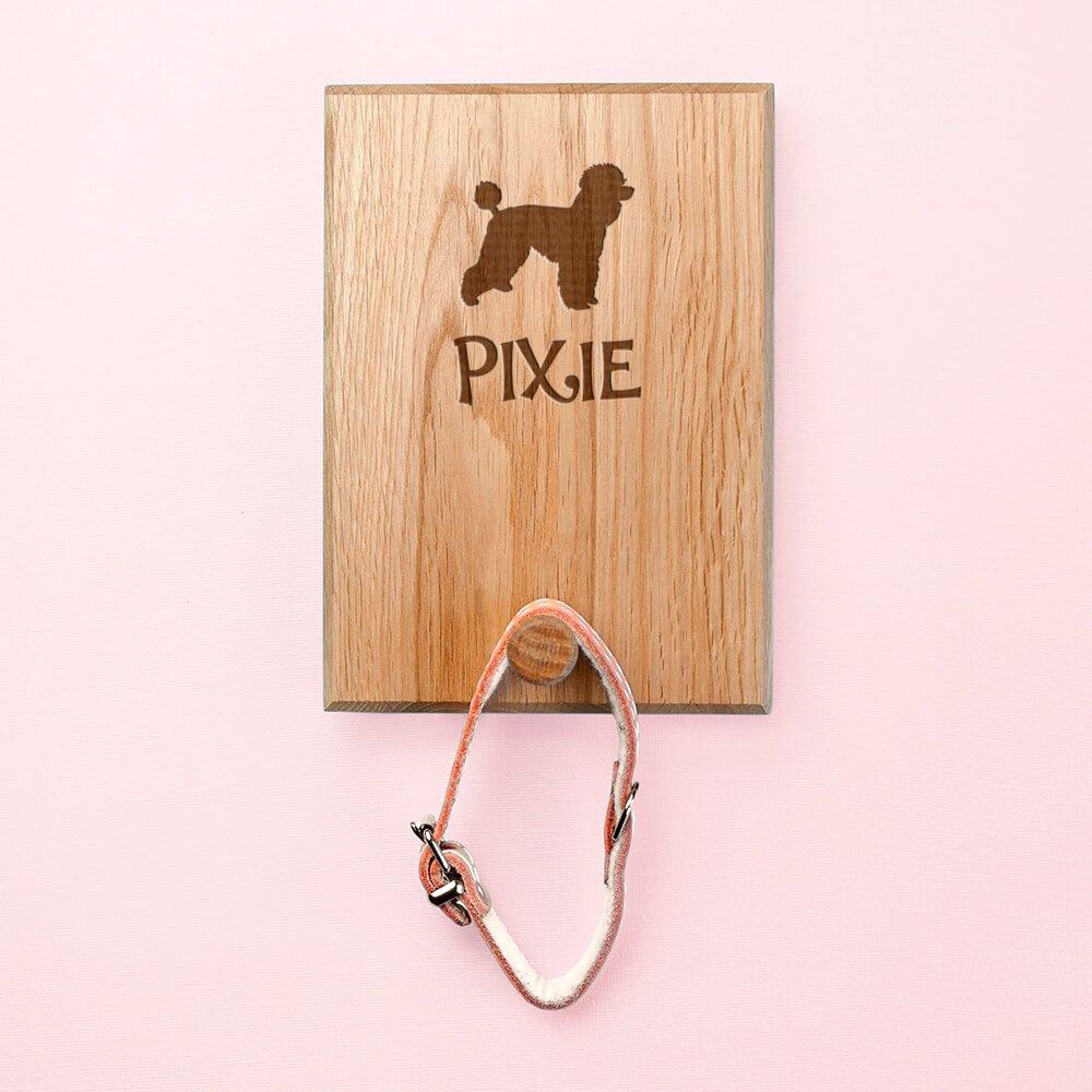 Personalised Dog Peg Hook