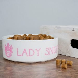 Personalised Cat Bowl – Lady Cat