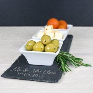 Personalised Serving Platter – Meze