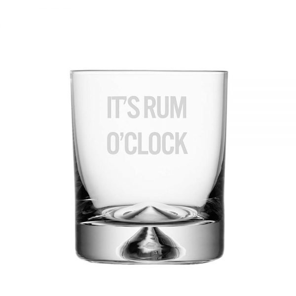 Personalised Pyramid Tumbler – Your Message