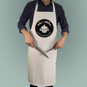 Personalised Apron – Stud Muffin