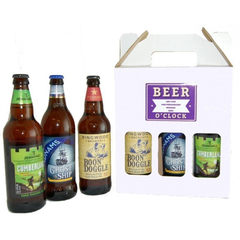 Personalised Beer O'Clock Selection