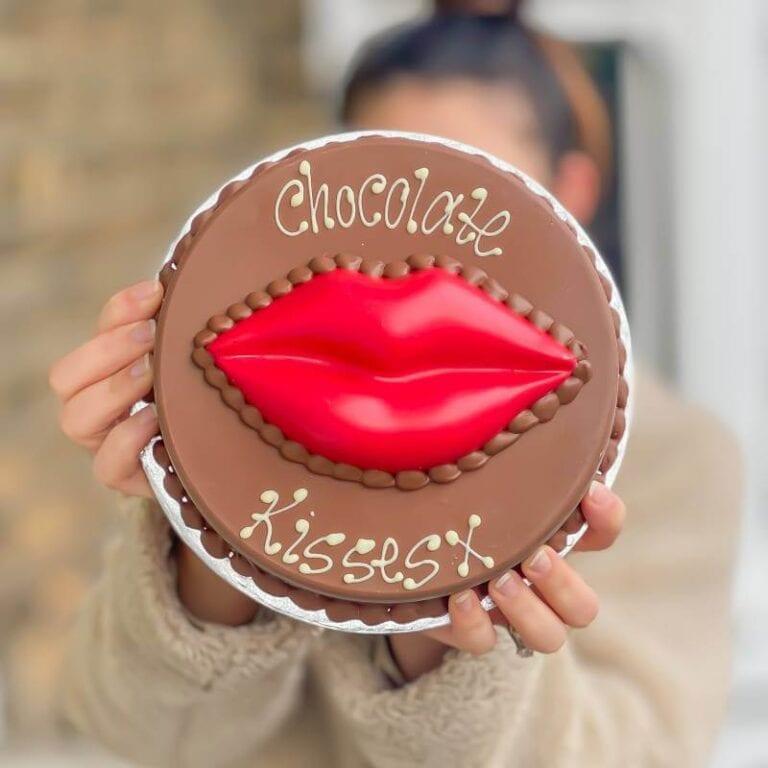 Personalised Giant Smash Kiss Cake