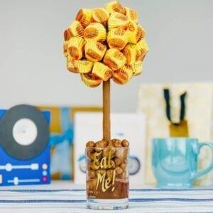 Personalised Reeses Peanut Butter Tree