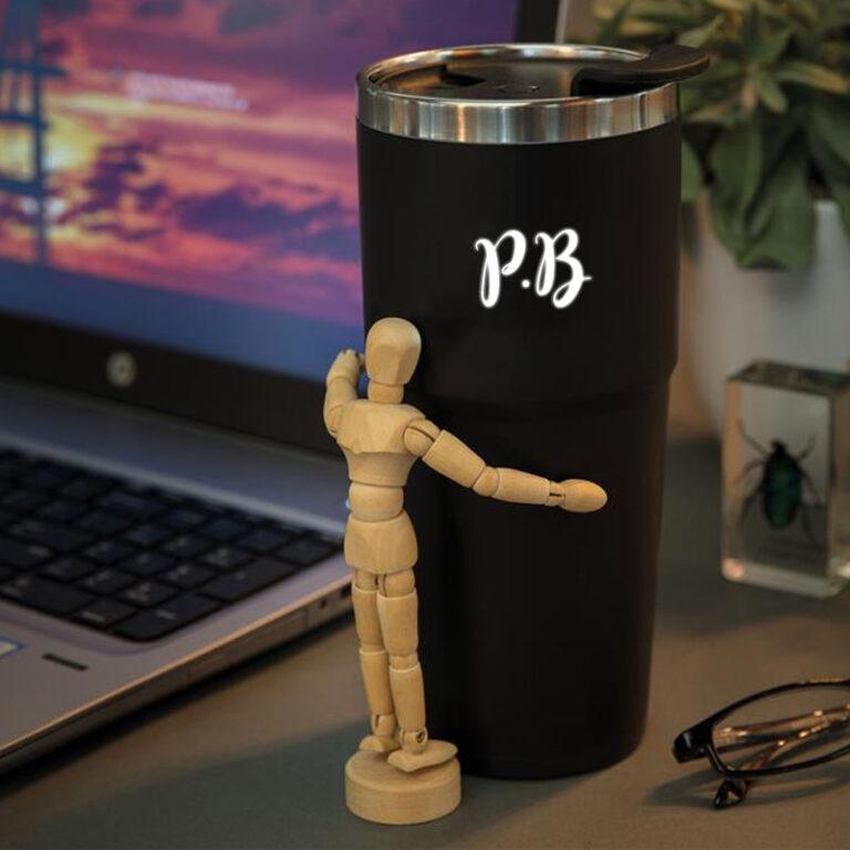 Personalised Insulated Travel Mug