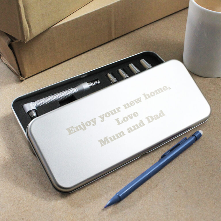Personalised Dartford Tool Kit