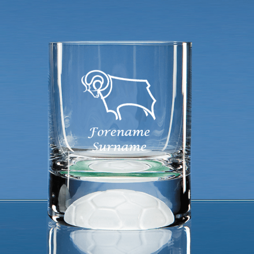 Personalised Derby County FC Tumbler