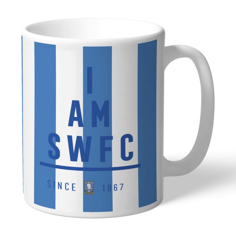 Personalised Sheffield Wednesday FC I Am Mug