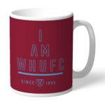 Personalised West Ham United FC I Am Mug