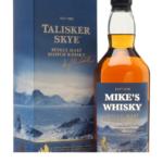 Personalised Talisker Skye Whisky