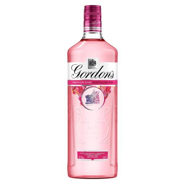 Personalised Gordon's Pink Gin