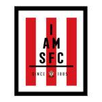 Personalised Southampton FC I Am Print