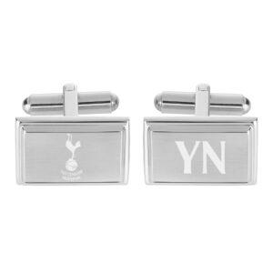 Personalised Tottenham Hotspur FC Crest Cufflinks